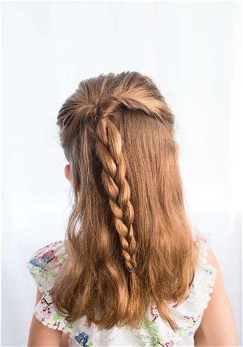 Easy Hairstyles For School No Braids by Easy Hairstyles For That You Can Create In Minutes