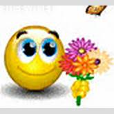 Ricerche correlate a Smiley emoticon with flower