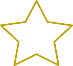 printable star shape star shape clip art at clker com vector clip art online