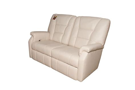 small recliner for rv lambright superior loveseat recliner glastop inc