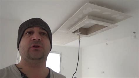 fabriquer un faux plafond faire un 238 lot en plafond d 233 caiss 233 de placo 2 3