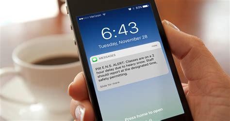 alert on mobile new emergency alert system companion mobile app aim to