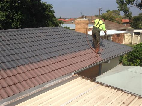 melbourne roof tile restoration