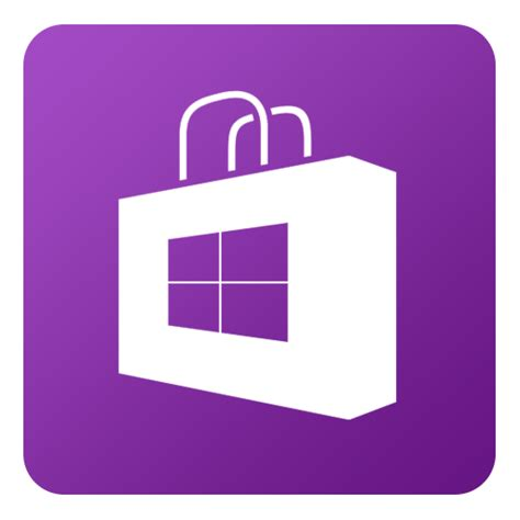 Windows Phone Store Icon - Flat Gradient Social Icons ...