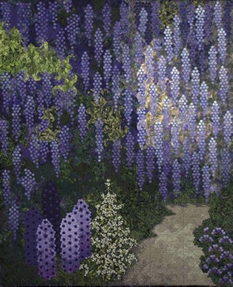 Wisteria Patchwork - ans schipper vermeiren quot blauwe regen wisteria haaften