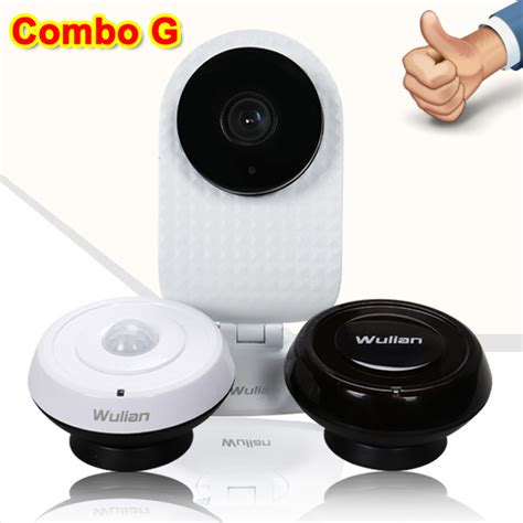 2015 limited promotion home alarm wulian zigbee systems