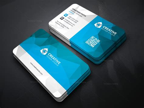 Photoshop Business Card Templates Technology by Technology Business Card Template 000368 Template Catalog