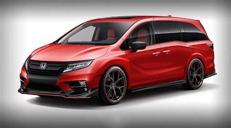 Honda Odyssey Hybrid 2020 by 2020 Honda Odyssey Price Autospeedspecs
