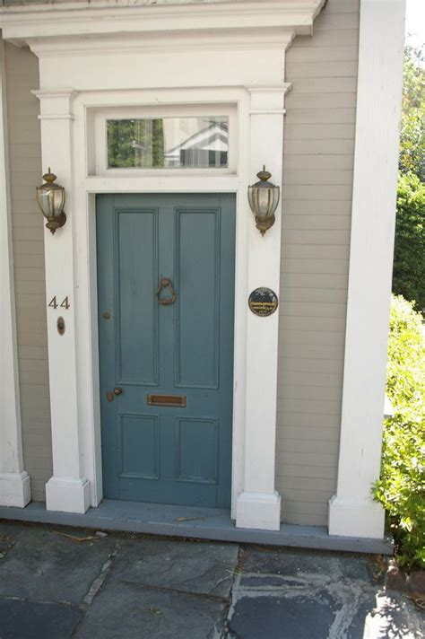 Exterior Door Colors | teal front doors front door freak