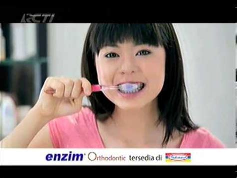 Jual Pasta Gigi Enzim pasta gigi enzim orthodontic cocok untuk pemakai behel