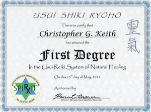 reiki certificate templates blank reiki certificate templates studio design