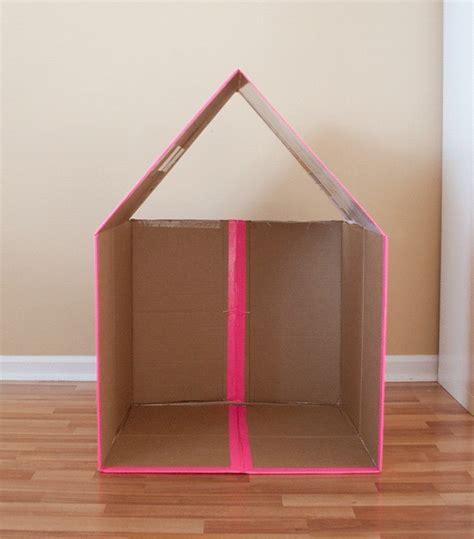 make house 16 diy cardboard playhouses guide patterns
