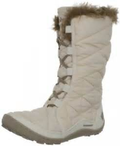 White winter boots for women thereviewsquad com
