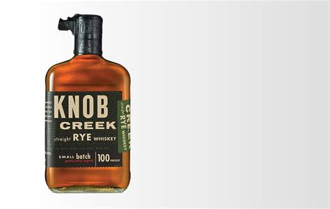 Knob Creek Rye by The 18 Best Rye Whiskey Brands