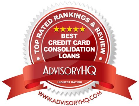 best debt consolidation loan companies top 6 best credit card consolidation loans companies