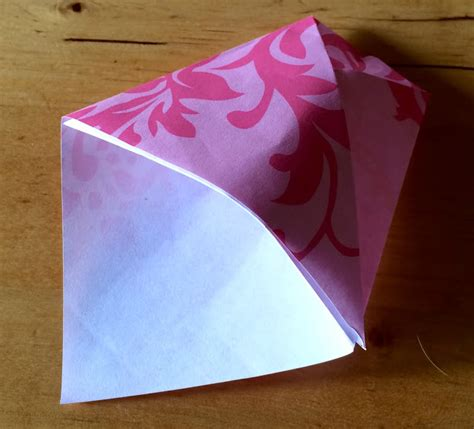 Origami Seed Envelope - our permaculture diy easy origami seed envelopes