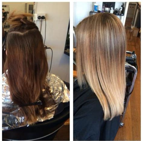 brown hair to blonde hair transformations 901 best images about hair nails beauty on pinterest her