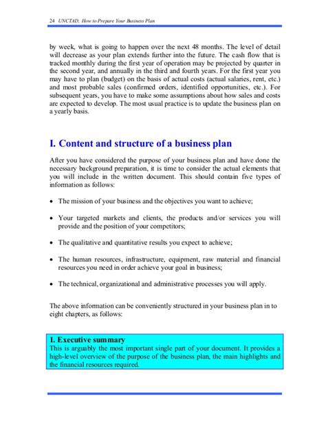 business plan template forbes what order should a business plan be in