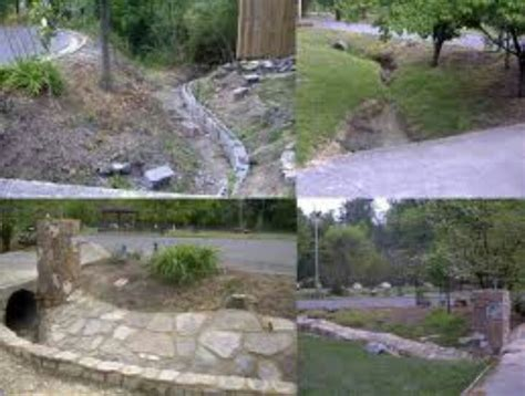 drainage ditch in backyard 1000 ideas about drainage ditch on pinterest yard
