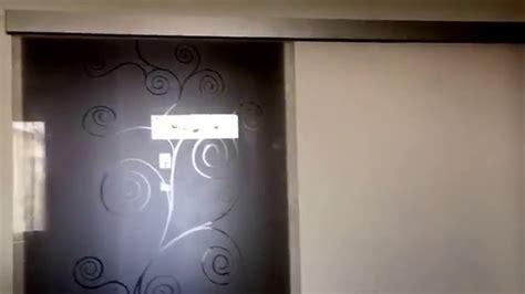 decorazioni vetro porte porta vetro cristallo decorata scorrevole esterno muro