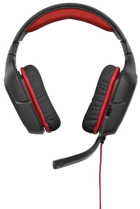 Headset Gaming Logitech review logitech g230 stereo gaming headset reactor