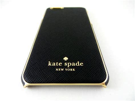 kate spade wrap for apple iphone 6 6s black gold ksiph 032 blk v ebay