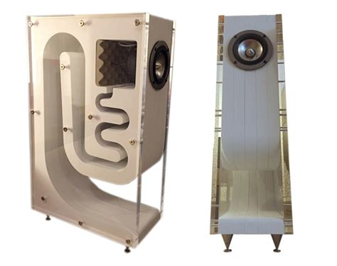 Speaker Designs by Back Loaded Horn Design Parts Express Project Gallery