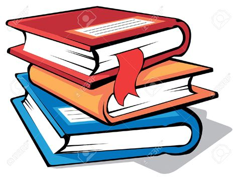 clipart libri stack of books clipart best