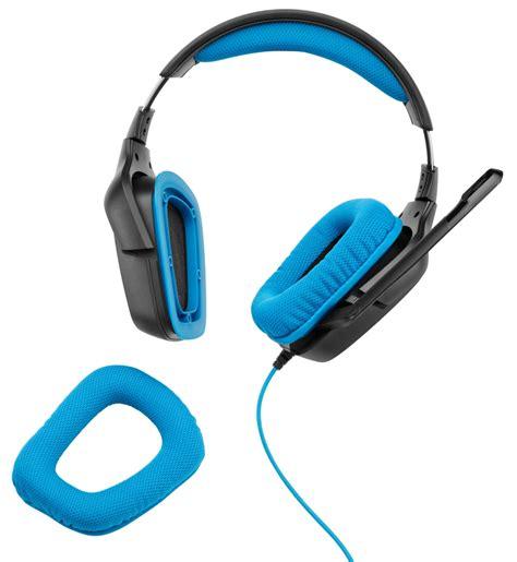 Headset Gaming Logitech G430 logitech g430 surround sound gaming headset