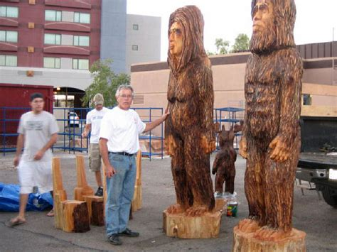 Saw Bench For Sale George Kenny S Of Chainsaw Carving Part 2