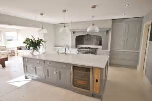 Floor Kitchen by Paul Barrow Handmade Kitchens
