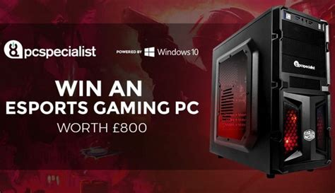 Gaming Pc Giveaway August 2017 - win esports gaming pc giveaway ww mommy comper