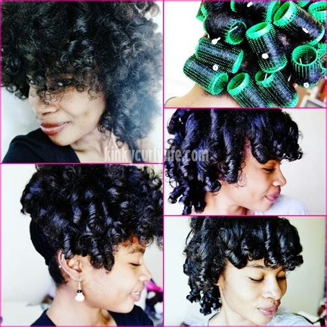 wet set hair styles for black women transitioning hair week low manipulation and protective