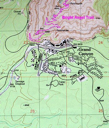 temple grand map geographical name index to usgs quadrangles