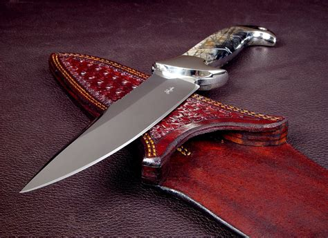 Handmade Unique - quot cygnus horrocks magnum quot handmade custom knife by