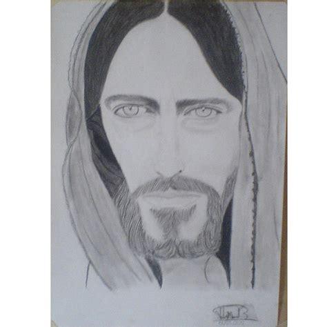 imagenes de jesus a lapiz im 225 genes de jes 250 s para dibujar a l 225 piz imagui