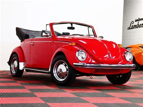 1971 Volkswagen Beetle Convertible by 1971 Volkswagen Beetle Convertible