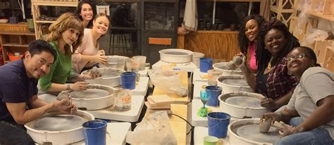 Home Decor New York Yonkers Pottery Ceramics Classes Clay Parties