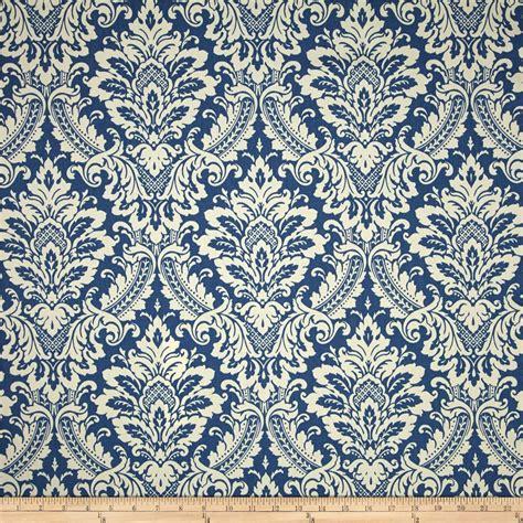 Waverly Fabric Curtains Waverly Donnington Cornflower Discount Designer Fabric Fabric