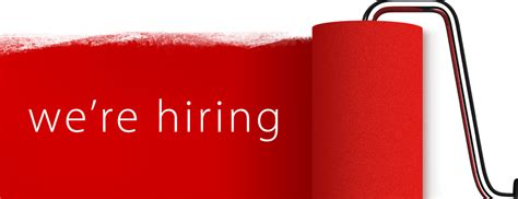 Painting Hiring by We Are Hiring