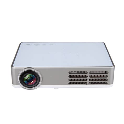 android projector 3000 lumens mini 3d hd projector dlp hdmi portable android