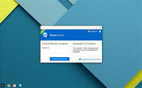 google teamviewer download teamviewer for chrome os chromebook