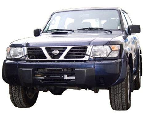 Spilmontage Til Nissan Patrol Y61 Mk3 4