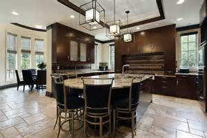 luxury kitchen islands 124 luxury kitchen designs part 2