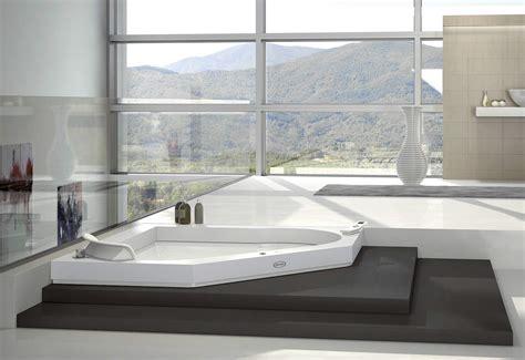 baignoire deco design salle bains baignoire accueil design et mobilier