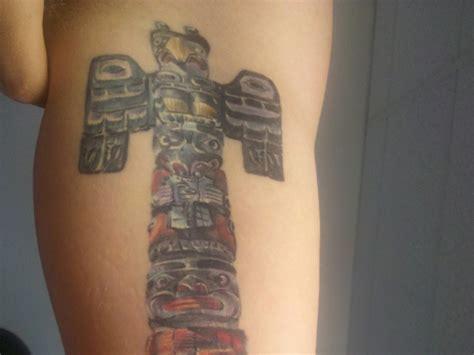 tattoo eagle totem totem pole tattoos designs ideas and meaning tattoos