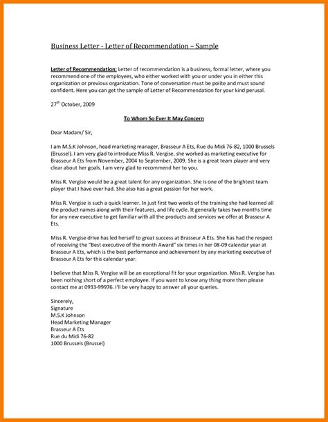 Recommendation Letter Best 8 Best Letter Of Recommendation Mailroom Clerk