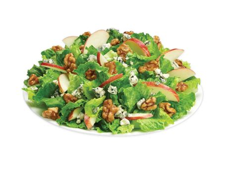 Salad With Apple And Bleu Cheese PNG   PNG Mart