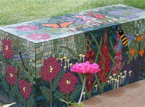 garten mosaik cabin cottage a mosaic garden