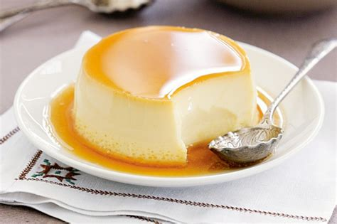 easy dessert recipes creme caramel recipe taste au
